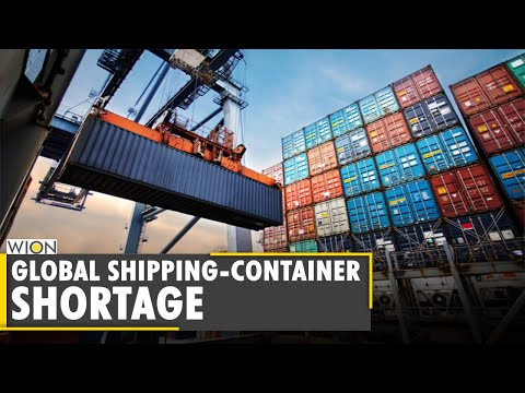 World Business Watch: Global shipping-container shortage hampering exports   Global Transport Crisis