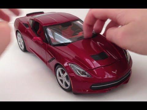 Review 1 18 2014 Chevrolet Corvette Stingray By Maisto