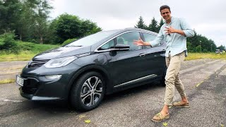 So Gut Ist Der Opel Ampera E 2018 Wirklich