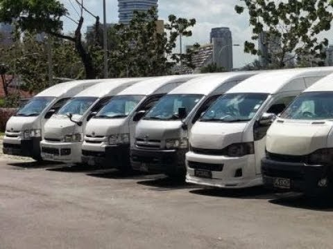 6 seater taxi booking singapore
