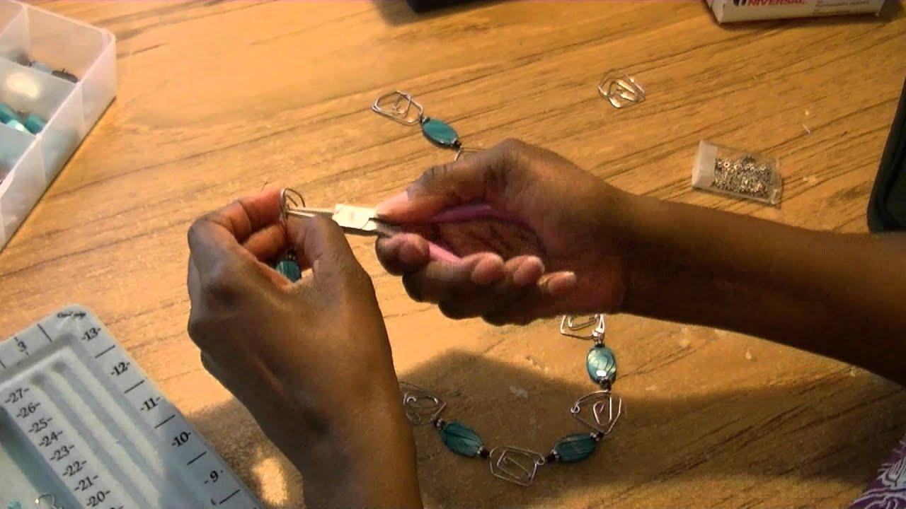 paper clip jewelry