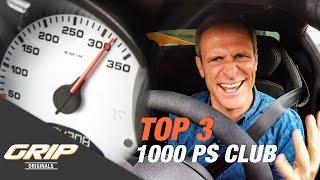 Top 3 – 1000 PS Club I GRIP Originals