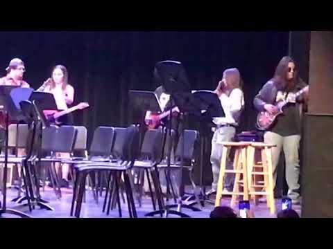 Desert Vista High School Guitar Stars 2019