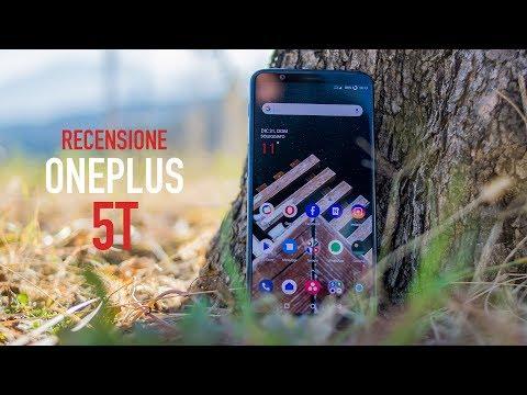 Recensione OnePlus 5T - Lo smartphone che segue la moda!
