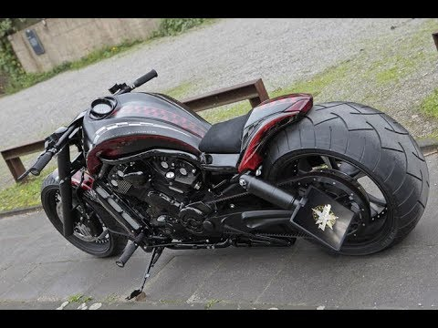 night rod vrscdx harley davidson muscle usa custom youtube. Black Bedroom Furniture Sets. Home Design Ideas