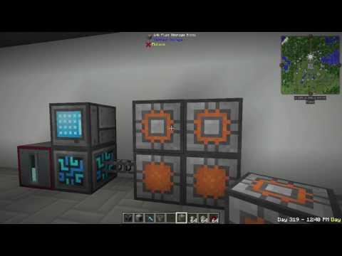 Mod Spotlight - Reborn Storage - Refined Storage Addon videominecraft ru