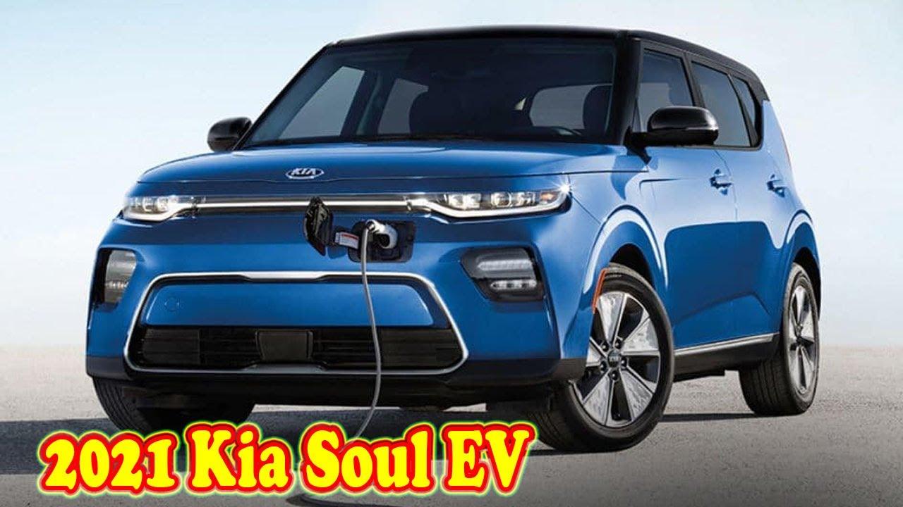 2021 kia soul ev premium | the 2021 kia soul ev