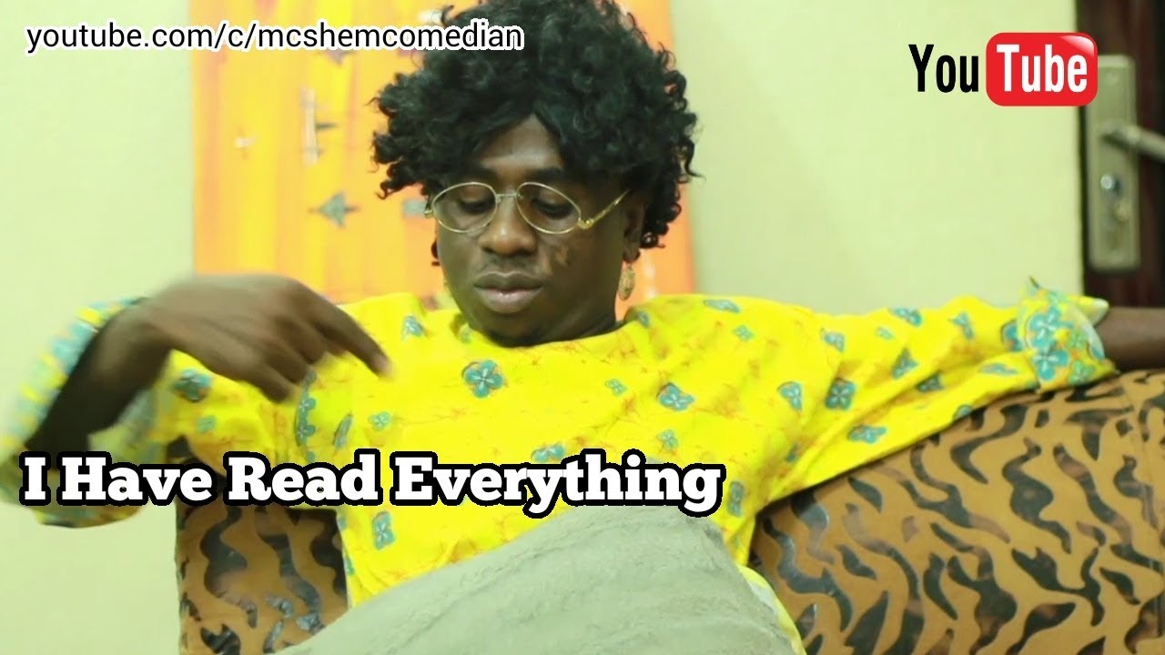 How  To Read In An African Home   Mama Shem   African Comedy