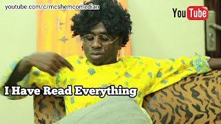 How To Read In African Home | MAMA SHEM COMEDIAN | African Comedy