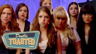 PITCH PERFECT 2 - Double Toasted Review