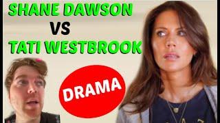 SHANE DAWSON dice que TATI WESTBROOK MIENTE!!!