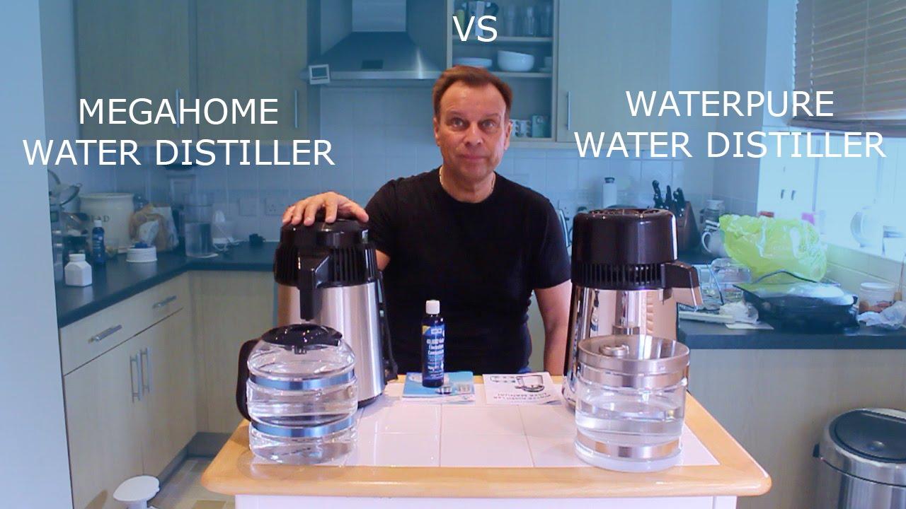 Love Water Distiller ~ Megahome v waterpure water distiller review doovi