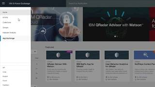How To: IBM X Force Exchange