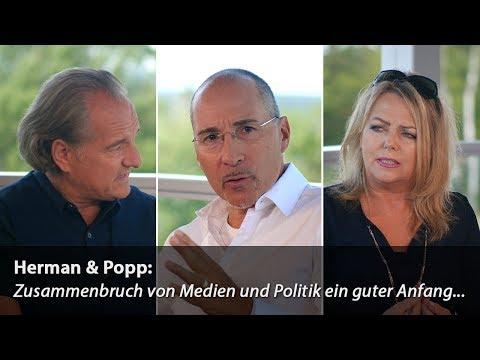 Herman & Popp: Zusammenbruch Von Medien Und Politik Ein Guter Anfang