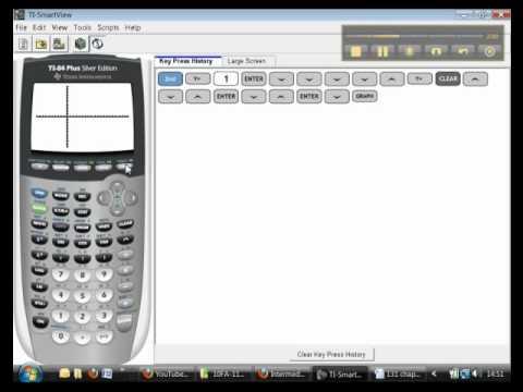 Ch 2 - Part 2 of 4 - Math 131 TI-83/84