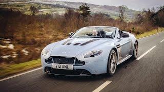 Aston Martin V12 Vantage sports car Videos