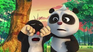 Кротик и Панда - 34 серия - Новые мультики для детей