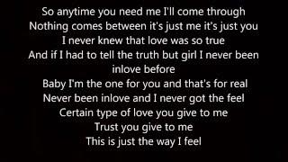 Phora - I Think I Love You[Lyrics]