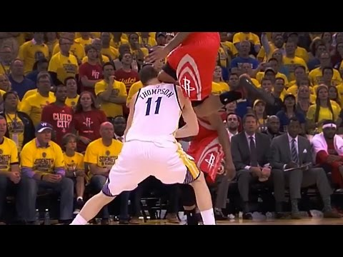 Klay Thompson Takes Knee to Head, Throws Up After Game 5