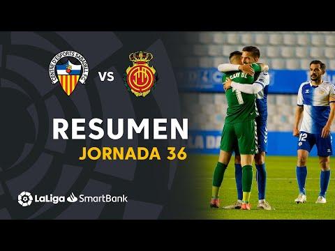 Sabadell CE Mallorca Goals And Highlights