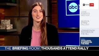 The Briefing Room: Remembering Cokie Roberts, Iran tensions, Lewandowski testifies