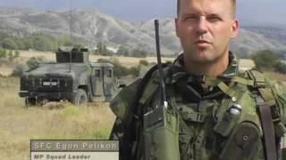 Macedonia Deployment Training (vt)
