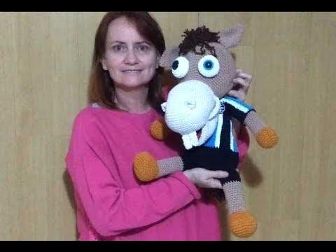 Pin de Silvia Santa Cruz-Valdivia en muñecos a crochet | Patrones ... | 360x480
