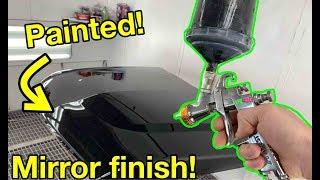 CTS-V Gets a fresh Paint job
