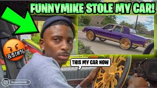 FUNNYMIKE STEALS MY BOX CHEVY !