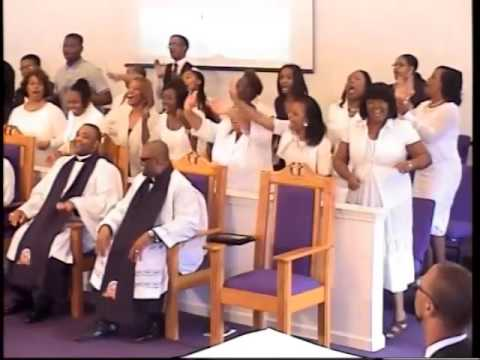 Deliverance Temple Ministries Choir Singing