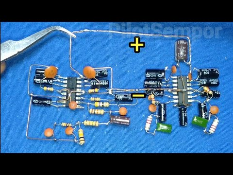 Tutorial Amplifier 2.1 Ic Tea 2025 Subwofer_PilotSempor