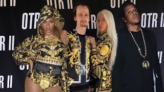 Лучшее в Мире Шоу Beyonce Jay Z OTR 2 Amsterdam 4K