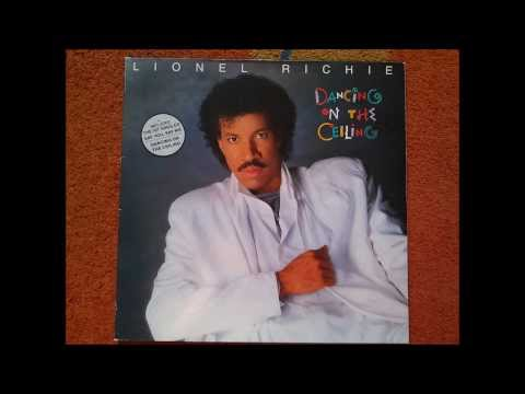 Lionel Richie - Se La - Dancing On The Ceiling - 1986 - Motown (Vinyl Record)