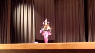 Kennedy Brice Sixth Grade Talent Show Dance