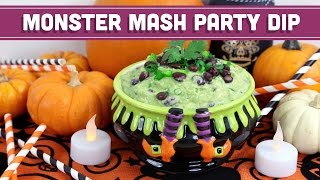 Monster Mash Party Dip – Halloween Special Episode! Mind Over Munch