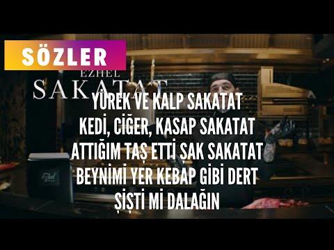 Ezhel - Sakatat (SÖZLERİ)