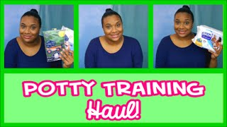 POTTY TRAINING HAUL!
