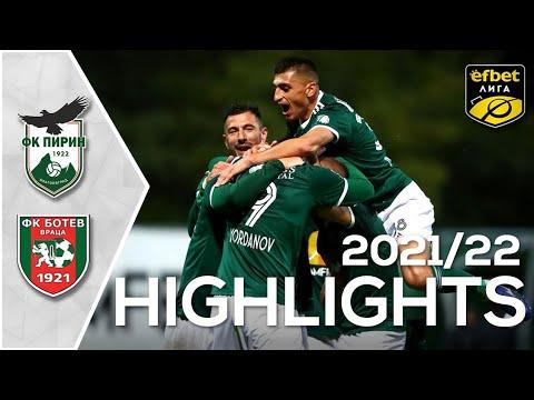Pirin Blagoevgrad Botev Vratsa Goals And Highlights