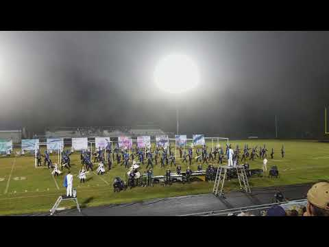 10-7-2017 North Lincoln High School Band Exhibition