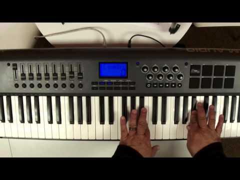 Rejoice (Dustin Kensrue) NewPointe Keyboard Tutorial