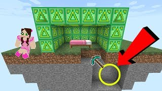 Minecraft INVISIBLE DELTA LUCKY BLOCK BEDWARS Modded Mini Game