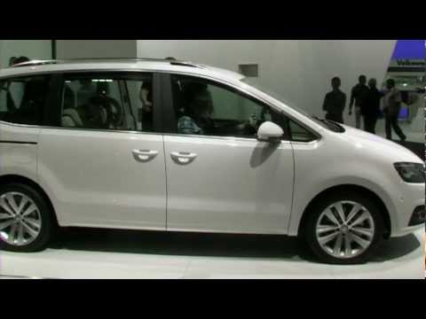 seat alhambra ecomotive 2 0 tdi cr 4x4 style 2011 youtube. Black Bedroom Furniture Sets. Home Design Ideas