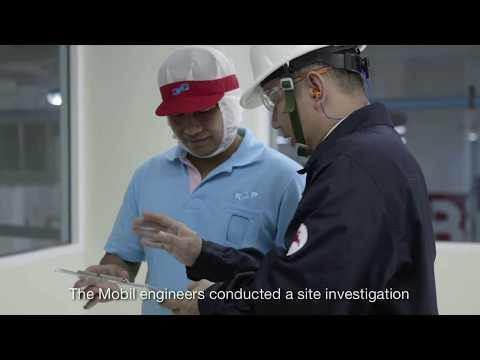 Food grade lubricants – Mobil SHC Cibus™ Series | Mobil™