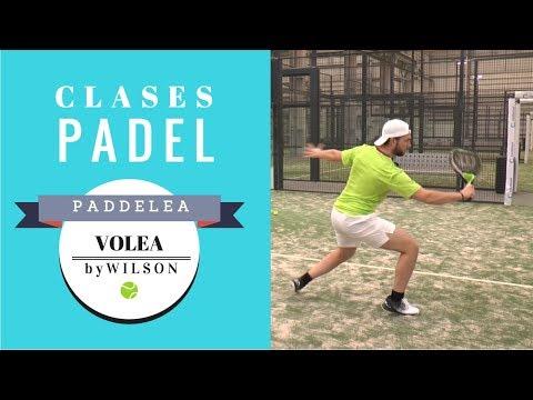 Clases de Padel Nivel Avanzado - 4 tipos de Volea en el Pádel