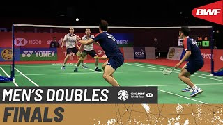 YONEX Thailand Open | Day 6: Goh/Tan (MAS) vs. Lee/Wang (TPE) [6]
