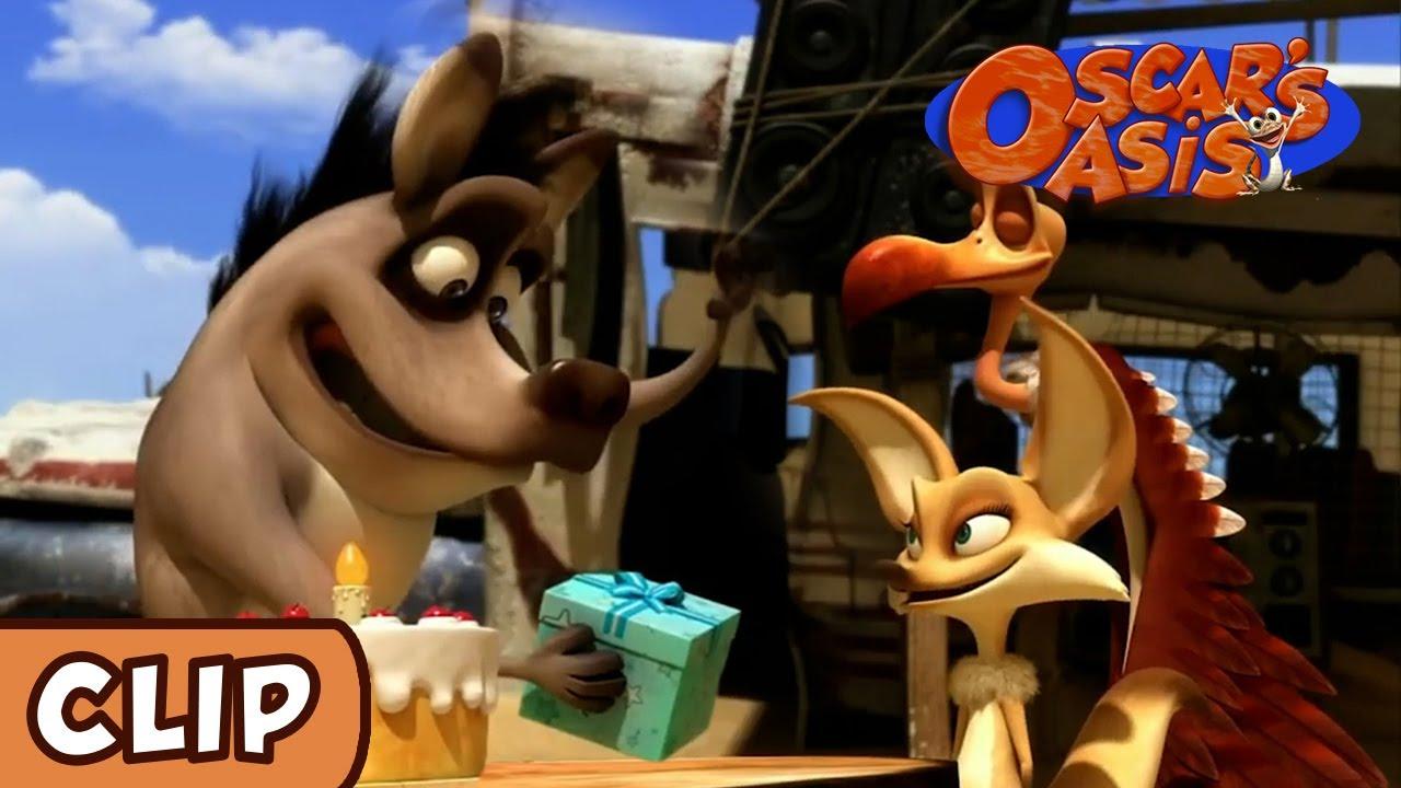 Oscar's Oasis - Happy Birthday Harchi! | HQ | Funny Cartoons