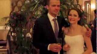Видео-отзыв «Виноградная свадьба» Владимир и Валентина
