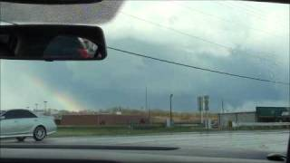 Shelby County, Alabama Supercell - 3-26-2011