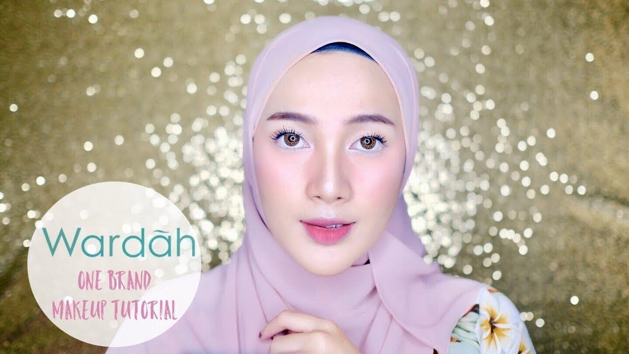 Tutorial Makeup Wardah Natural Cocok Buat Pemula Youtube