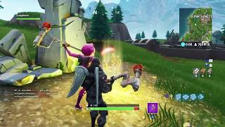 Fortnite Follow the treasure map found in Anarchy Arches Week 5 challenge location Battle Royale!